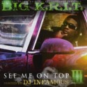 Big K.R.I.T - See Me On Top 3 mixtape cover art