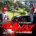 Da 4 Way - #4Way mixtape cover art