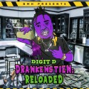Digit D - Drankenstien Reloaded mixtape cover art