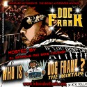 Doc Frank - Who Is Doc Frank? mixtape cover art