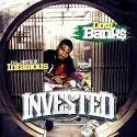 Dow Bank$ - Invested mixtape cover art