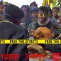 Feed The Streetz 2 mixtape cover art