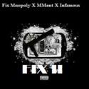 Fix 2 mixtape cover art