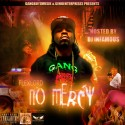 FlexLord - No Mercy mixtape cover art