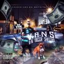 Fly Tye - V.A.N.S mixtape cover art