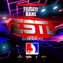Fresco Kane - ESTL mixtape cover art