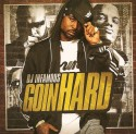 Goin Hard mixtape cover art