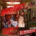 JayBurnz - Toetags & Bodybags mixtape cover art