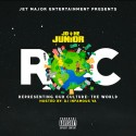 Jd The Junior - R.O.C.: The World mixtape cover art