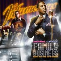 Kanye West & Jay-Z - Family Business  mixtape cover art