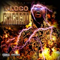 L-Loco - Chicagod mixtape cover art