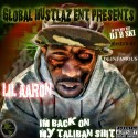 Lil Aaron - I'm Back On My Taliban Shit mixtape cover art
