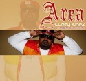Luney Tunez - Area mixtape cover art