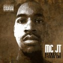 MC JT - Because I F*cking Can mixtape cover art