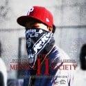 Menace - The Menace II Society mixtape cover art