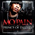 Mo Pain - Prince Of Thieves mixtape cover art