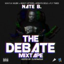 Nate B - The Debate mixtape cover art