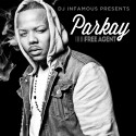 Parkay - Free Agent mixtape cover art