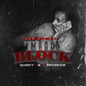 Quincy V - New Kid On The Block mixtape cover art