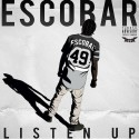 Red Angel - Escobar Listen Up mixtape cover art