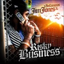 Jim Jones - Risky Business mixtape cover art