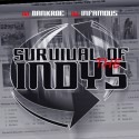 Survival Of The Indy's mixtape cover art