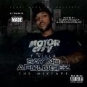 T Villa - Say No Apologiez mixtape cover art