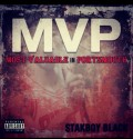 $takboy Black - MVP mixtape cover art