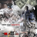 Young Butta - The Money Train mixtape cover art