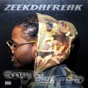 Zeek Da Freak - Street Sweeper mixtape cover art