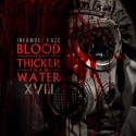 Blood Is Thicker Than Water XVIII mixtape cover art
