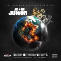 JD The Junior - DMV3: Dreams, Motivation, Victory 3 mixtape cover art