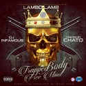Lambo Lamb - Trapped Body Free Mind mixtape cover art