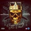 Lambo Lamb - Trapped Body Free Mind mixtape cover art