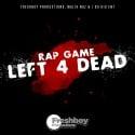 Malk Naz - Rap Game Left 4 Dead mixtape cover art