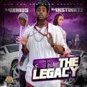 Robin Hood & Big Mac - The Legacy mixtape cover art