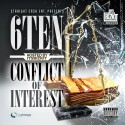 6Ten - Conflict Of Interest mixtape cover art