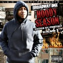 Broadway Dice - Hoody Season mixtape cover art
