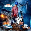 Chinx Drugz - Hurry Up & Die 3 mixtape cover art