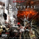 D-Rep - The Apocalypse mixtape cover art
