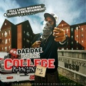Dae Dae - College Bangin 2 mixtape cover art