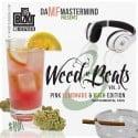 daMFmastermind - Weed N Beats 3 (Pink Lemonade & Kush Edition) mixtape cover art