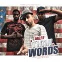 Drama Dot Kom - More Than Words mixtape cover art