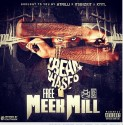 #FreeMeekMill mixtape cover art