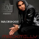 MackMilly - MacksOut mixtape cover art
