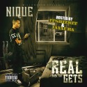 Nique - Real As It Gets mixtape cover art