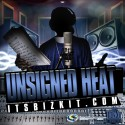 Unsigned Heat mixtape cover art