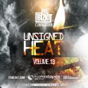 Unsigned Heat 13 mixtape cover art