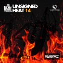 Unsigned Heat 14 mixtape cover art