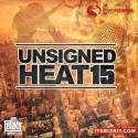 Unsigned Heat 15 mixtape cover art